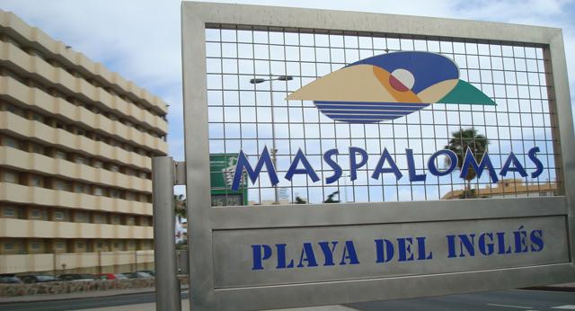 Hoteles en Playa del Ingles